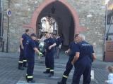150 Jahre Feuerwehr Oberursel Mitte - Historische Übung